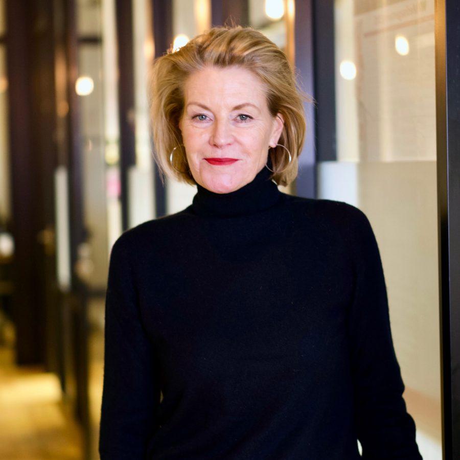 Yvonne von Stempel Vorstand Hamburger Presseclub