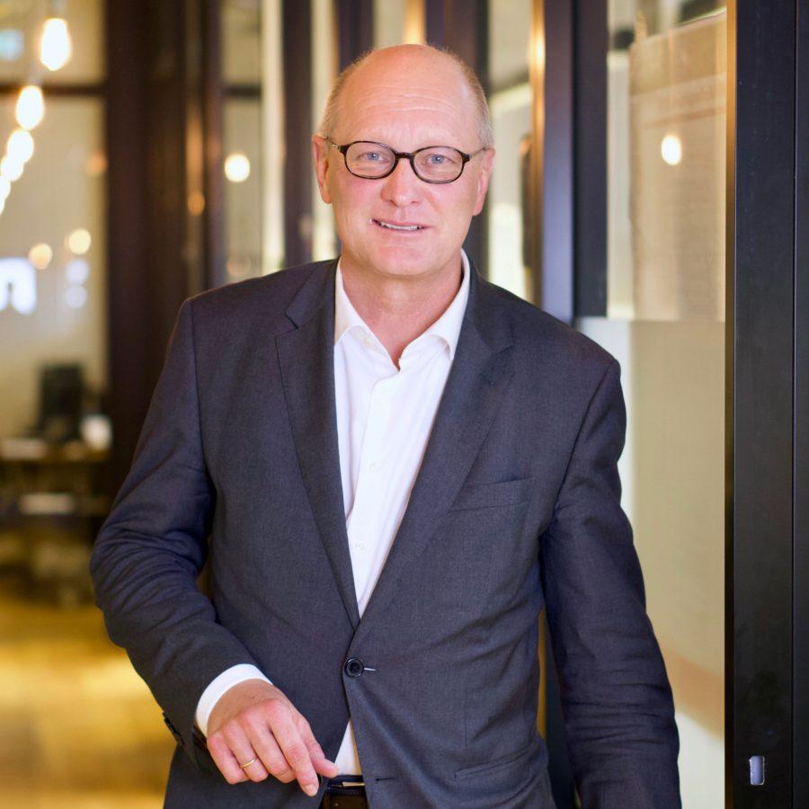 Joachim Knuth Vorstand Hamburger Presseclub