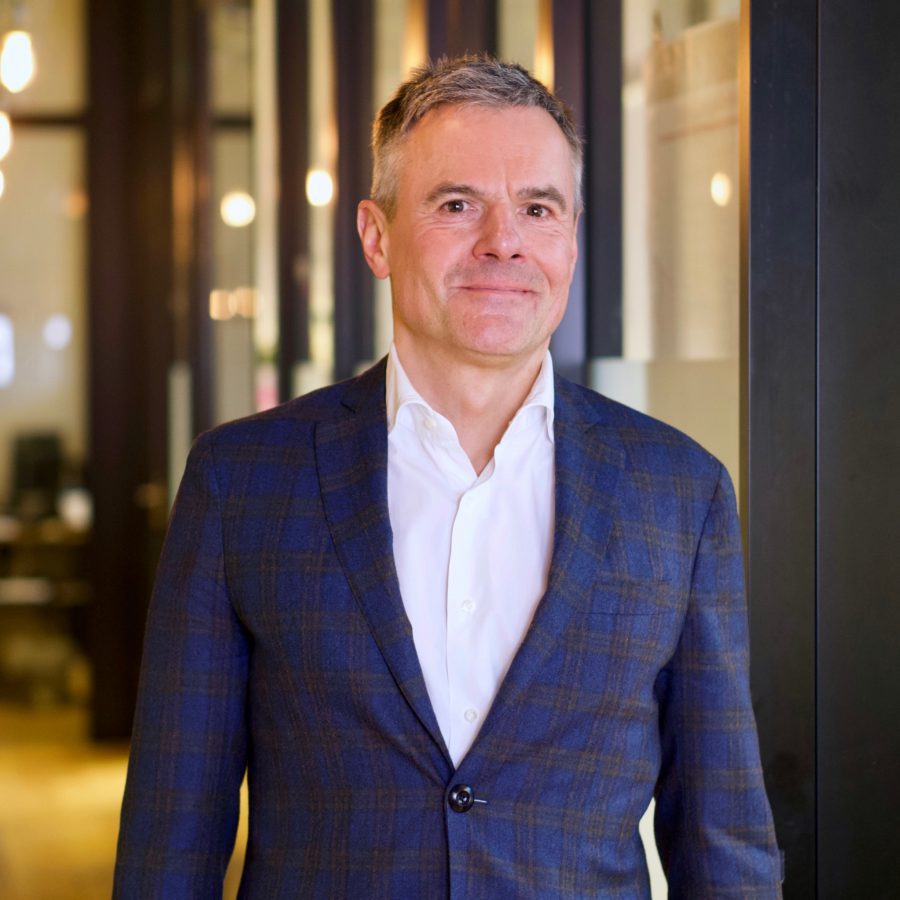 Rainer Esser Vorstand Hamburger Presseclub