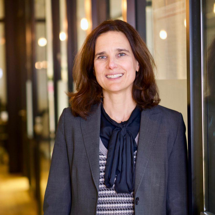 Susanne Beyer Vorstand Hamburger Presseclub