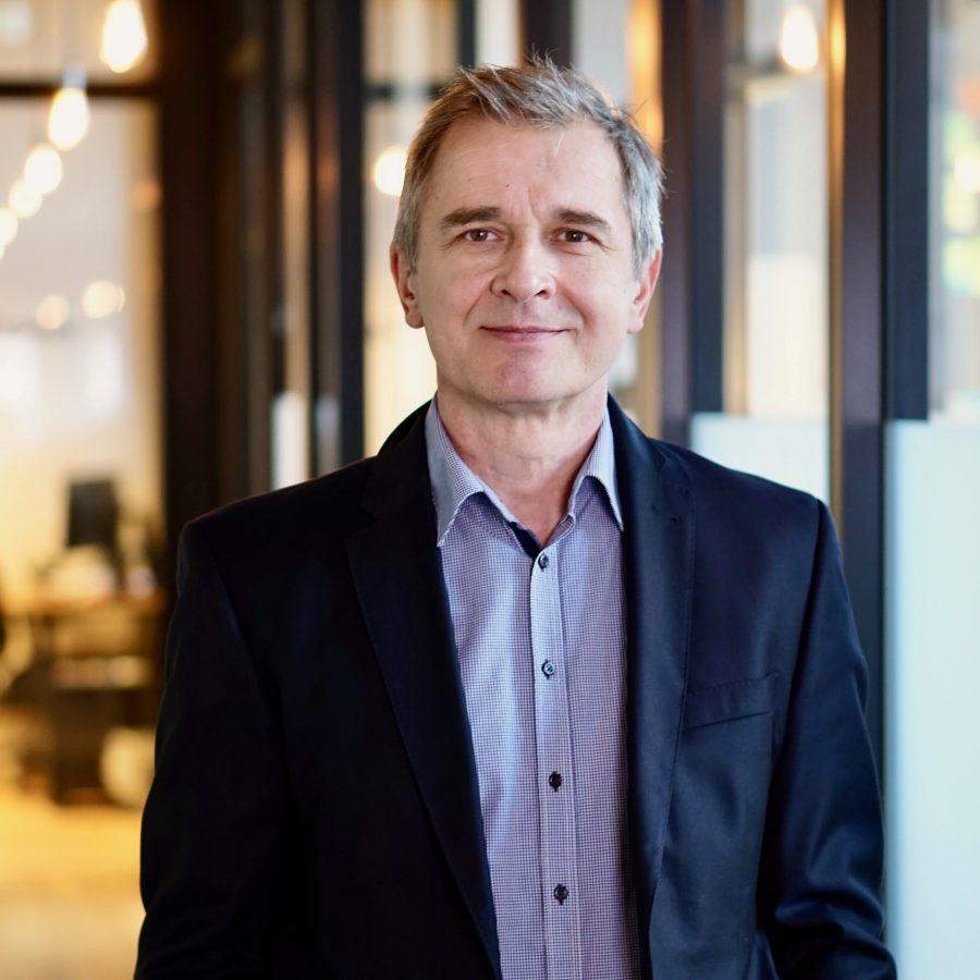 Michael Grahl Vorstand Hamburger Presseclub