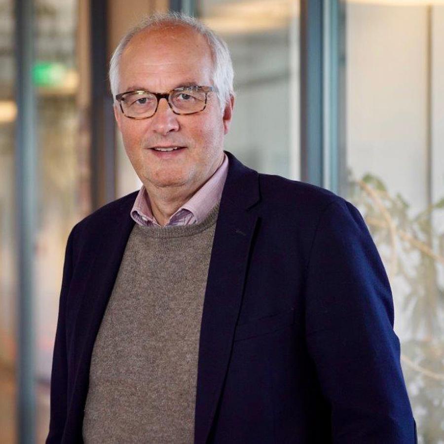 Ralf Zimmermann von Siefart Vorstand Hamburger Presseclub