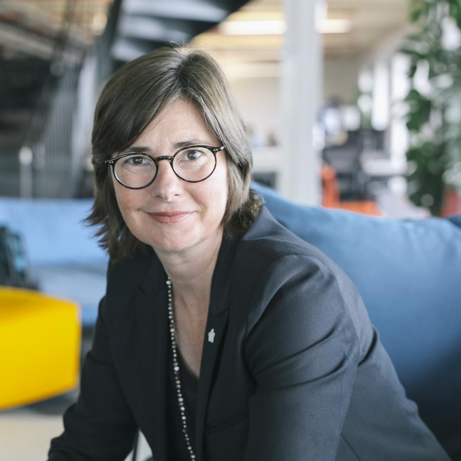 Tina Kulow Vorstand Hamburger Presseclub